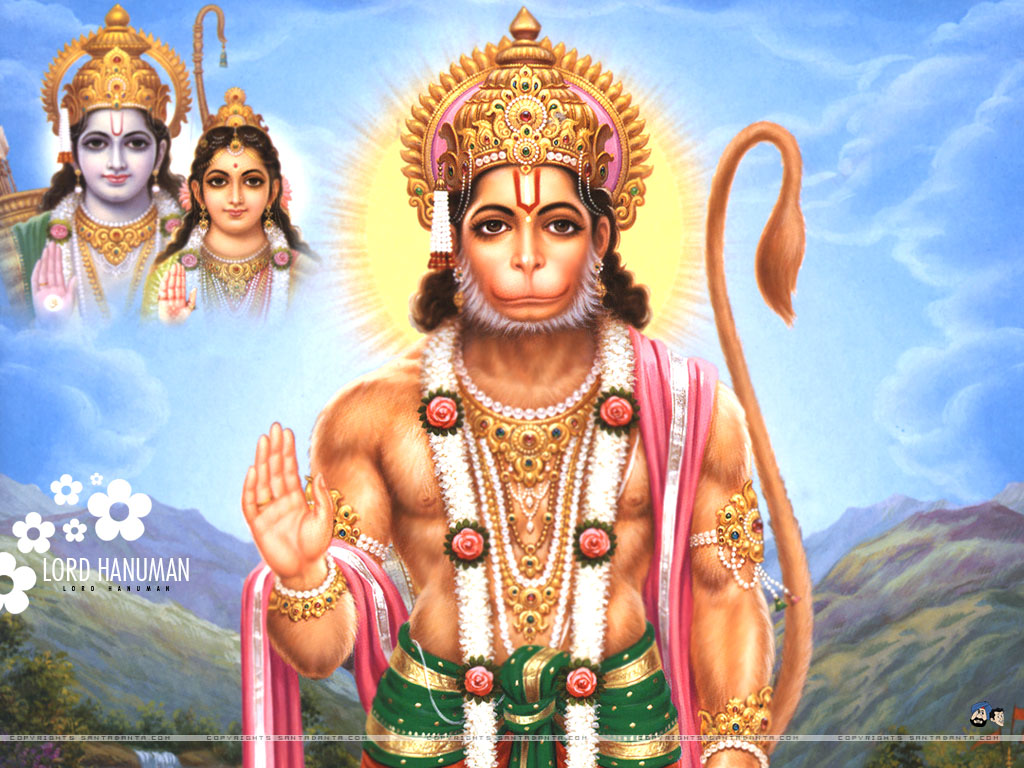 Lord Hanuman HD Wallpaper Free Download