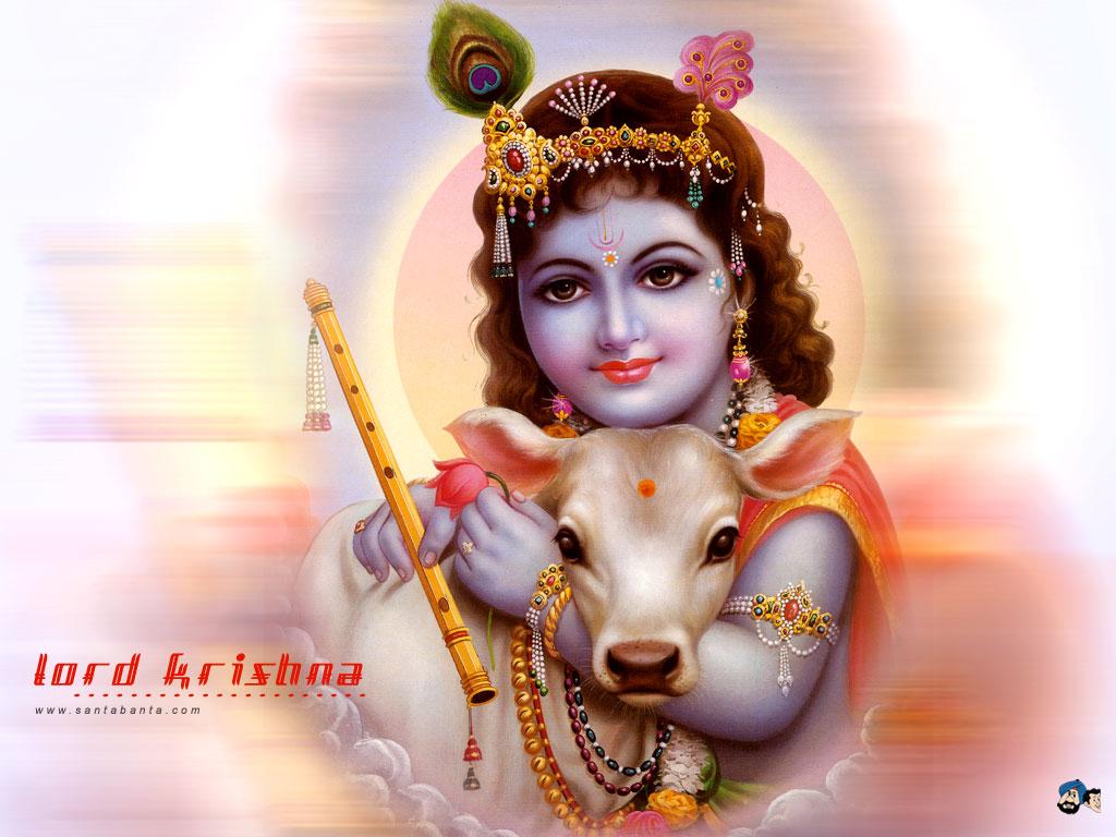 Lord Krishna Hd Wallpaper Free Download